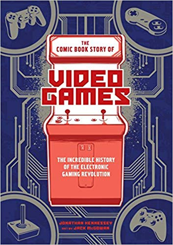 comic book story of videogames