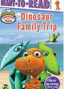 Dinosaur family trip